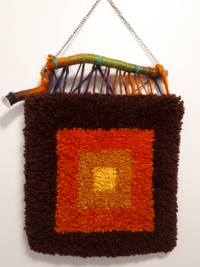 Sun Branch Wall Hanging