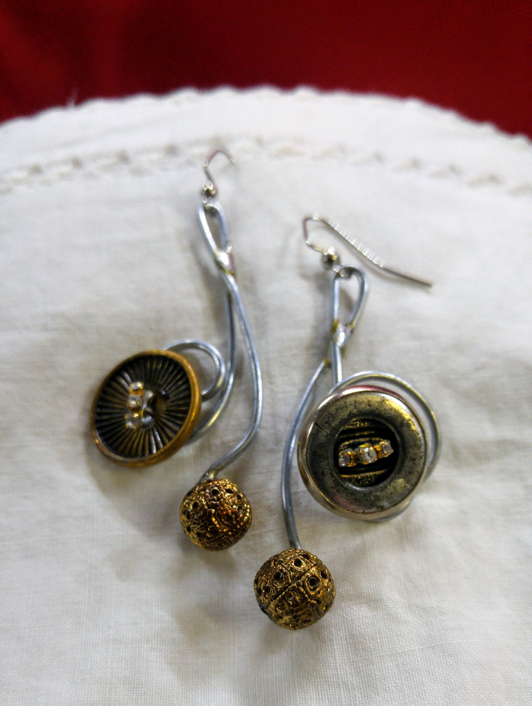 Garage Bling earrings - 2