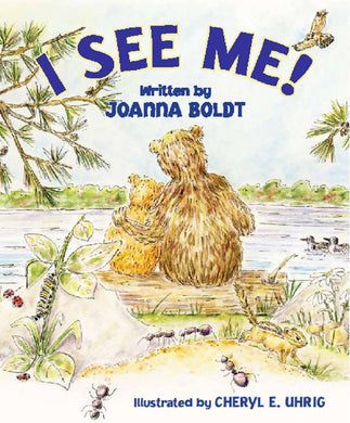 Children's Book: 'I SEE ME!'