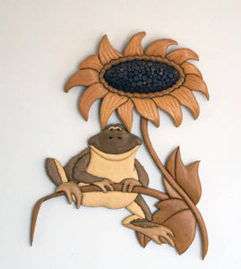 Sunflower Frog