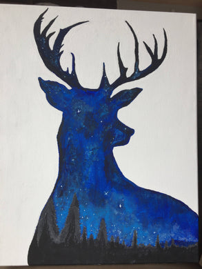 Night Deer