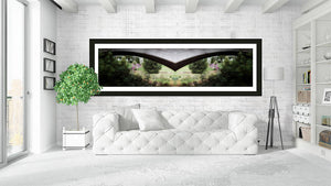 Bridge Eyes Colour PANORAMA or DOUBLE WIDTH Wall art print 3 HIGH RESOLUTION JPEG FILES for DIY printable artwork for $9.85