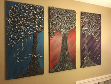 Custom Tree on Canvas