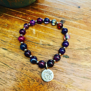 Dragons Vein Mala Bracelet