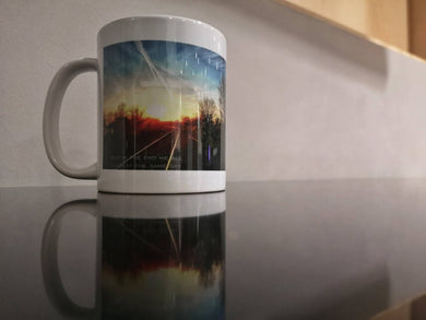 Inspirational Coffee Mug - Sunsets (11 oz.)