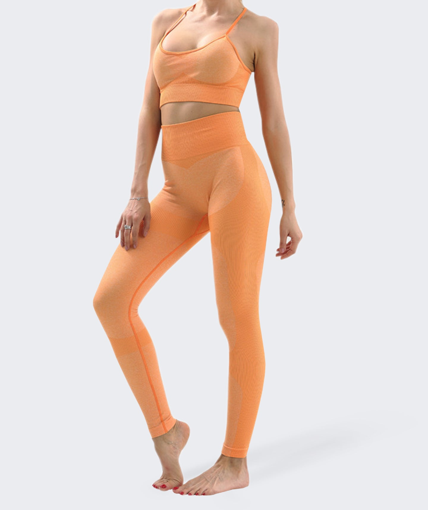 Set Fitness Flair Orange