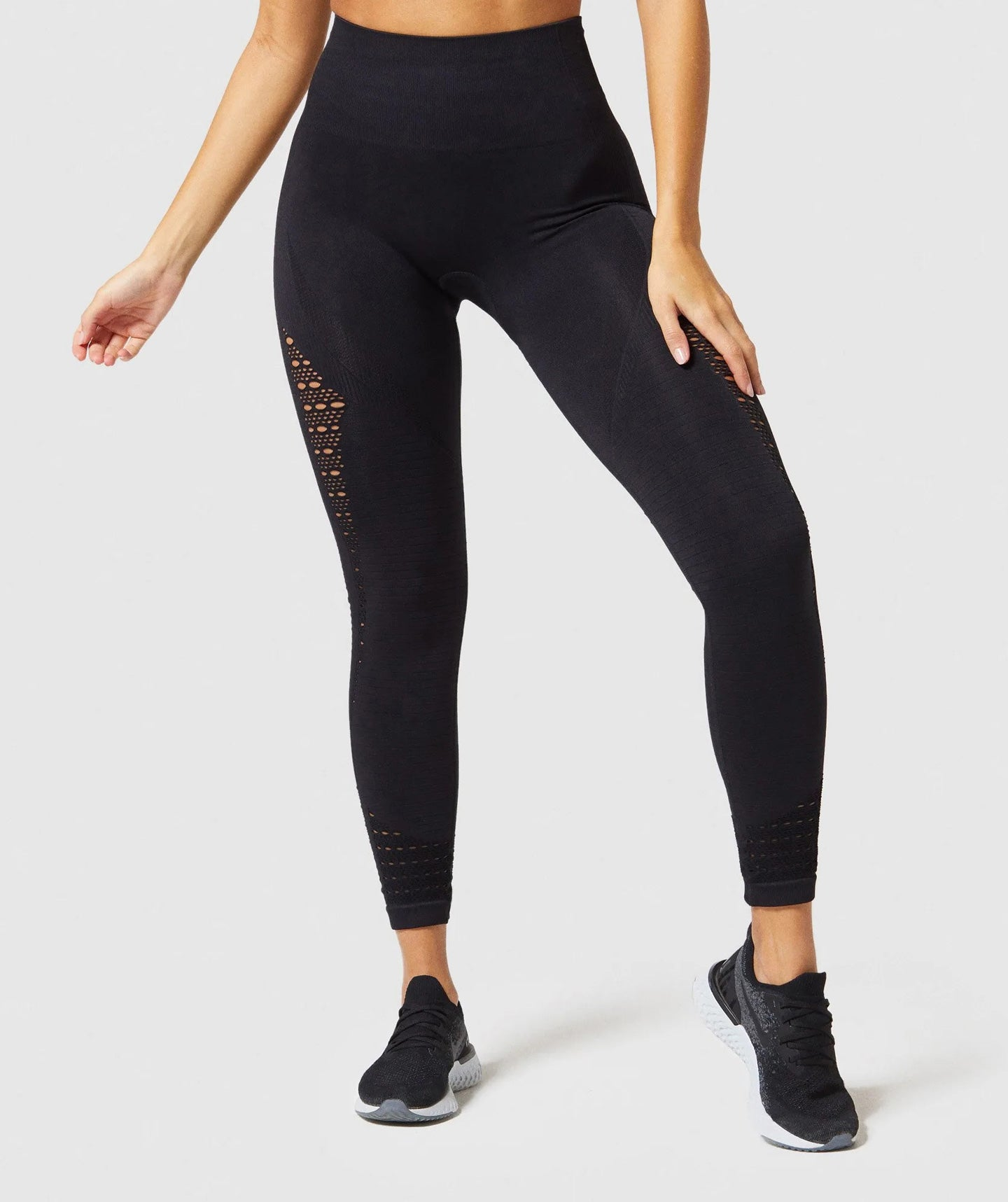 Eclipse Leggings Black