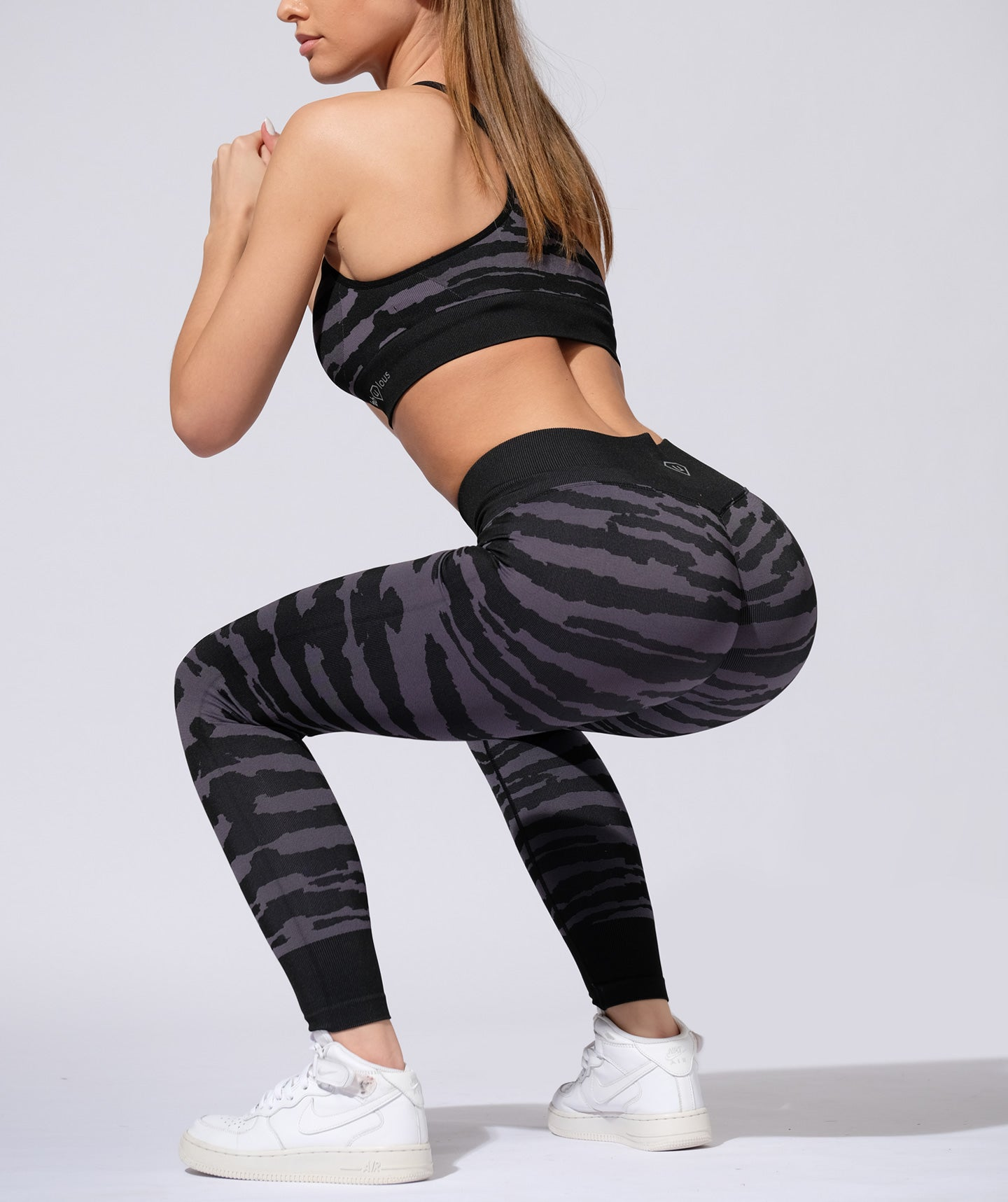 Allure Fitness Set Black