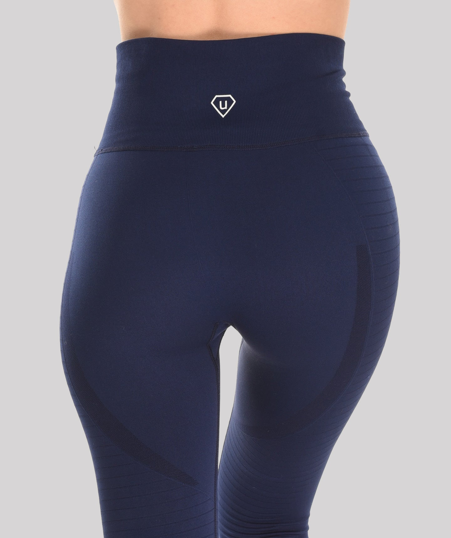 Sarafinna Navy Blue Leggings