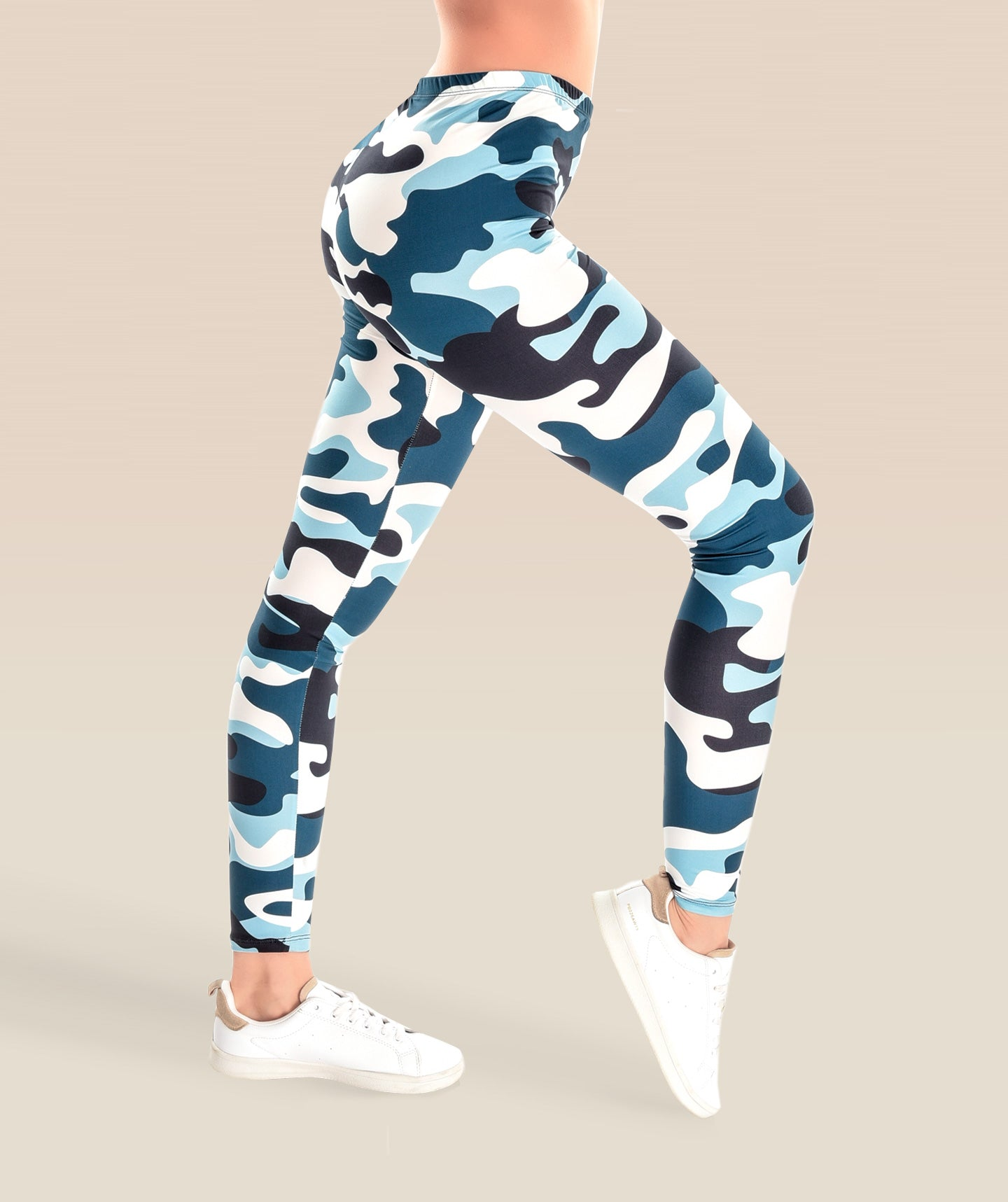 Set Fitness Camo-Fit Navy