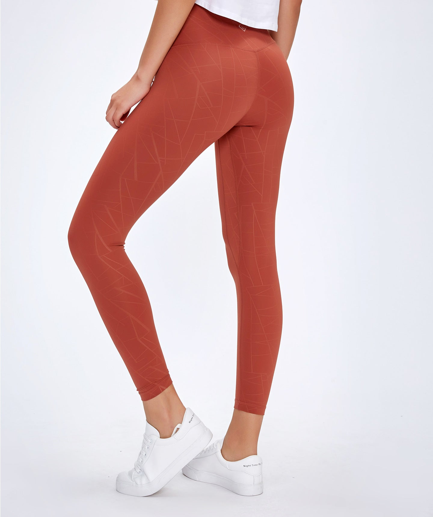Energy Tangerine Leggings