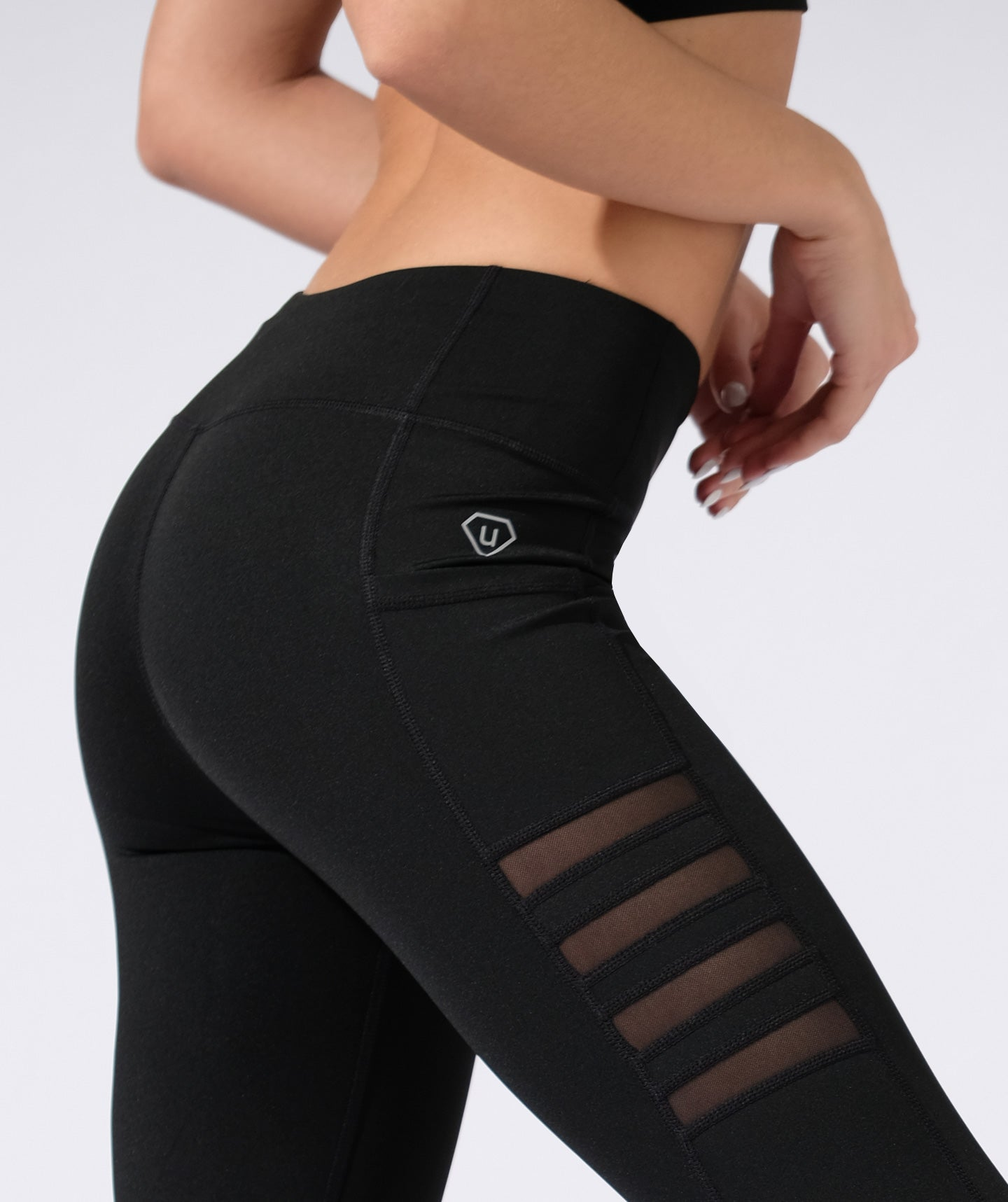 TechFit Leggings Black