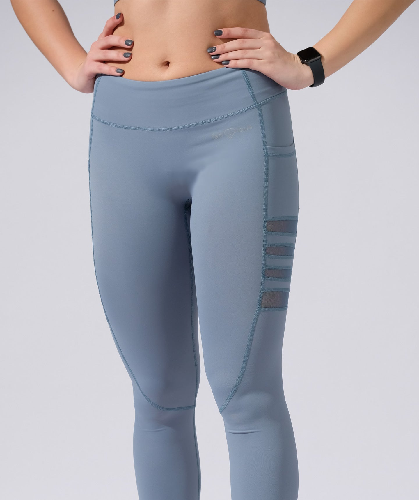 TechFit Leggings Blue