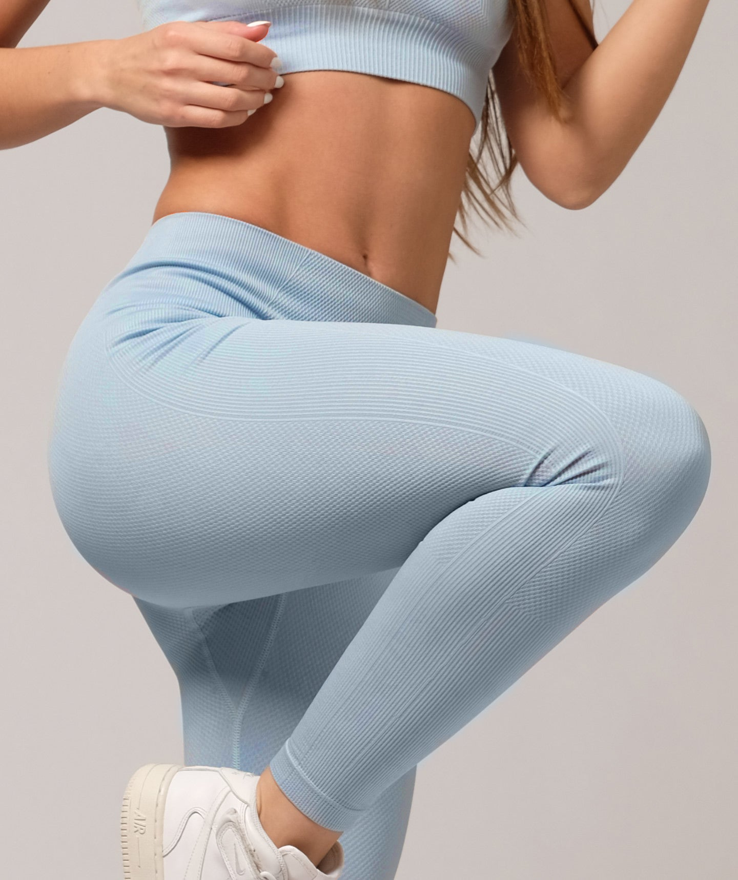 Luxe Fitness Set Blue