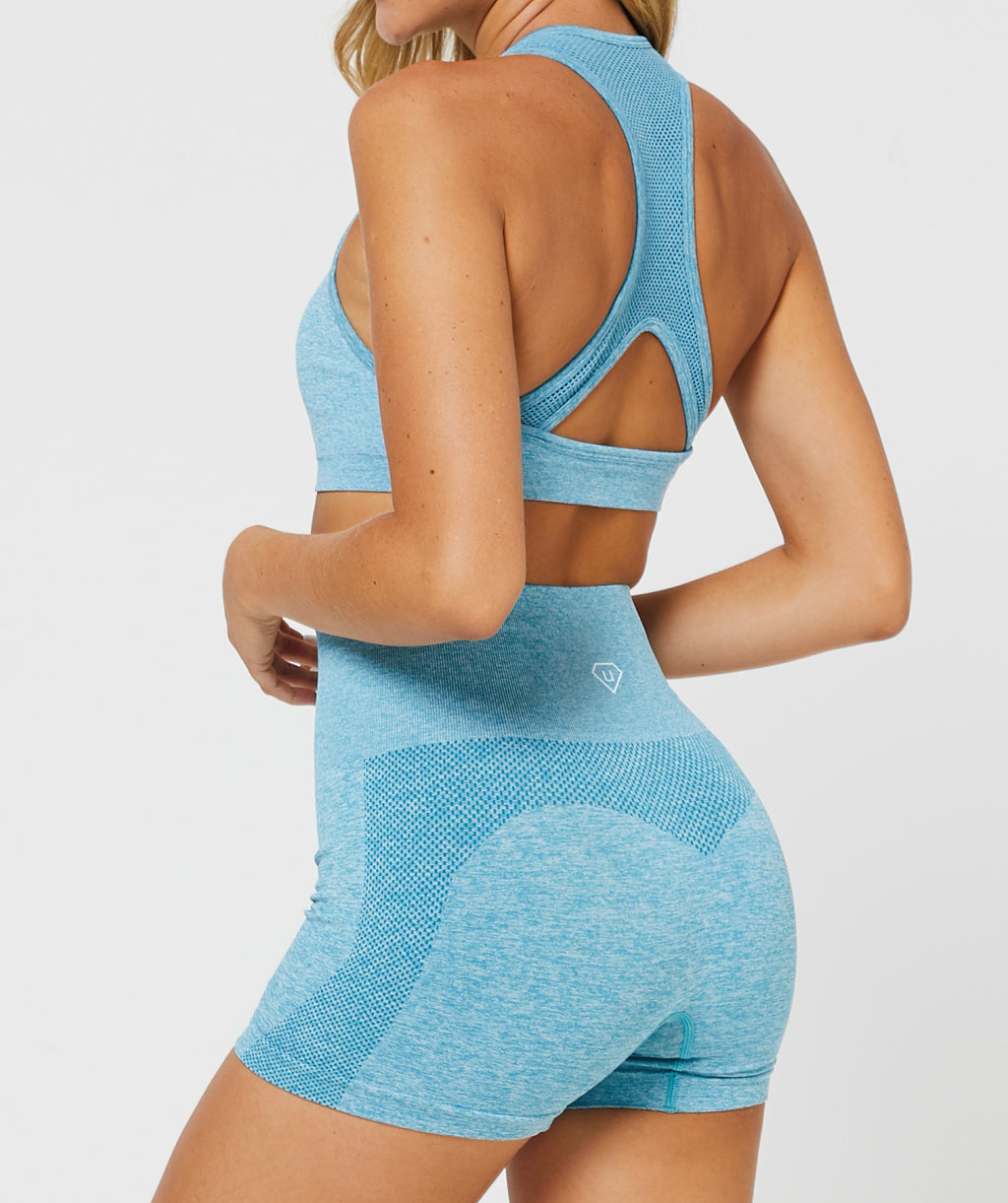 Tempo Blue Fitness Set