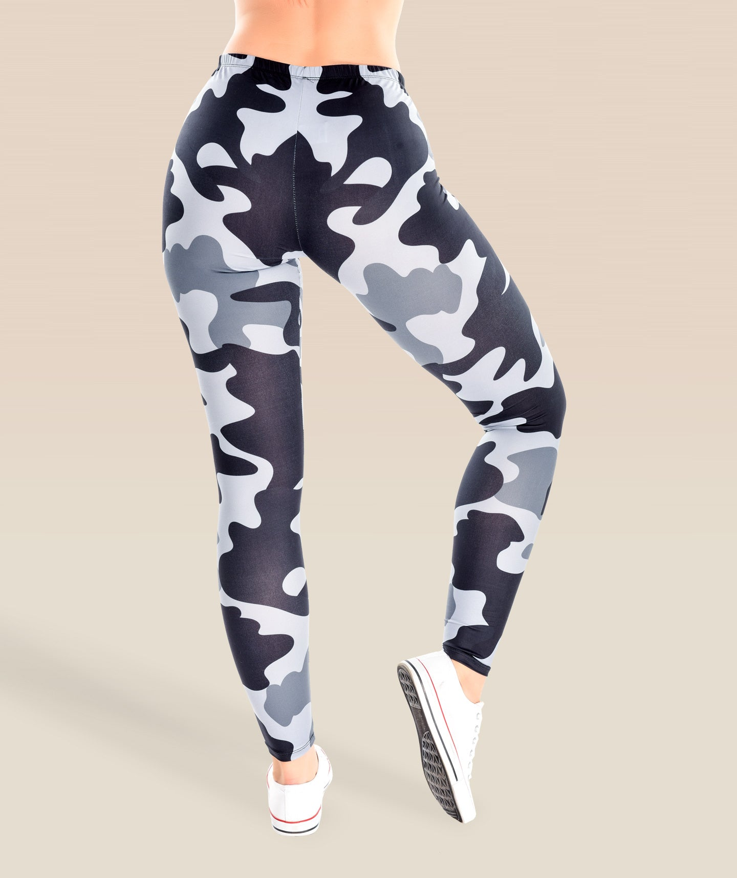 Camo Urban Grey Leggings