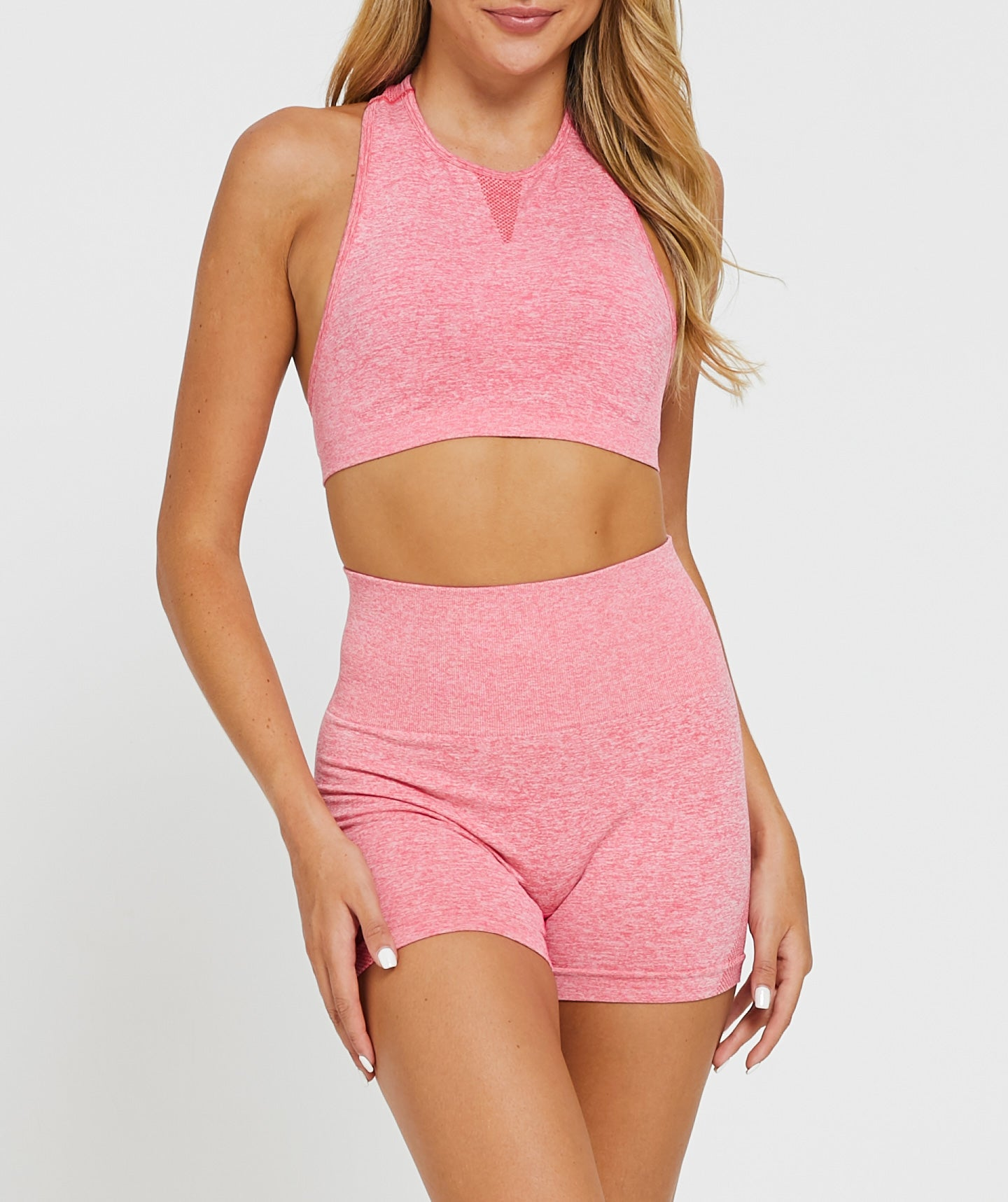 Tempo Pink Fitness Set