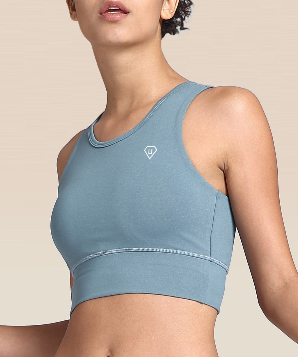 Impact Sports Bra Iceberg Blue
