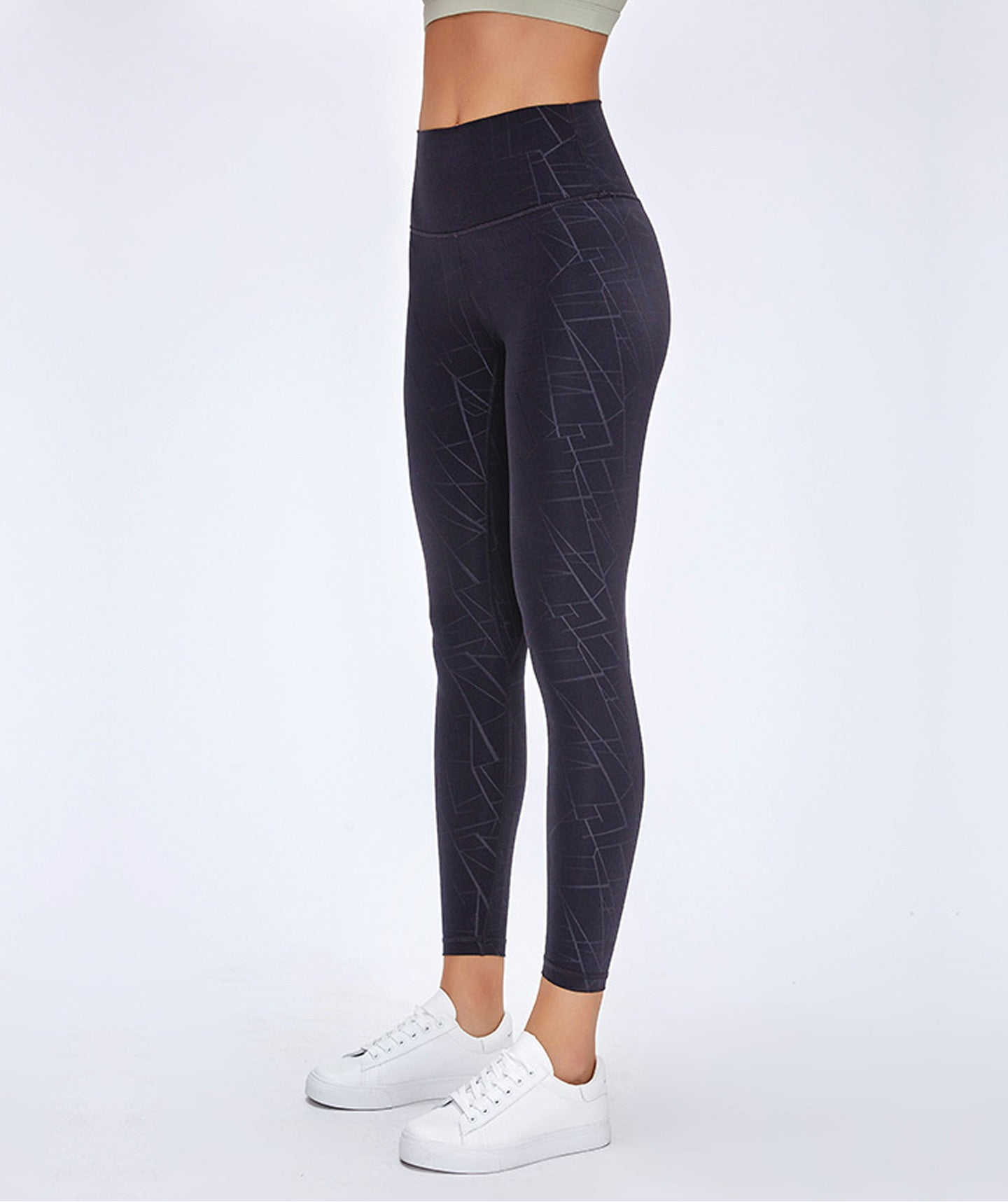 Energy Leggings Black
