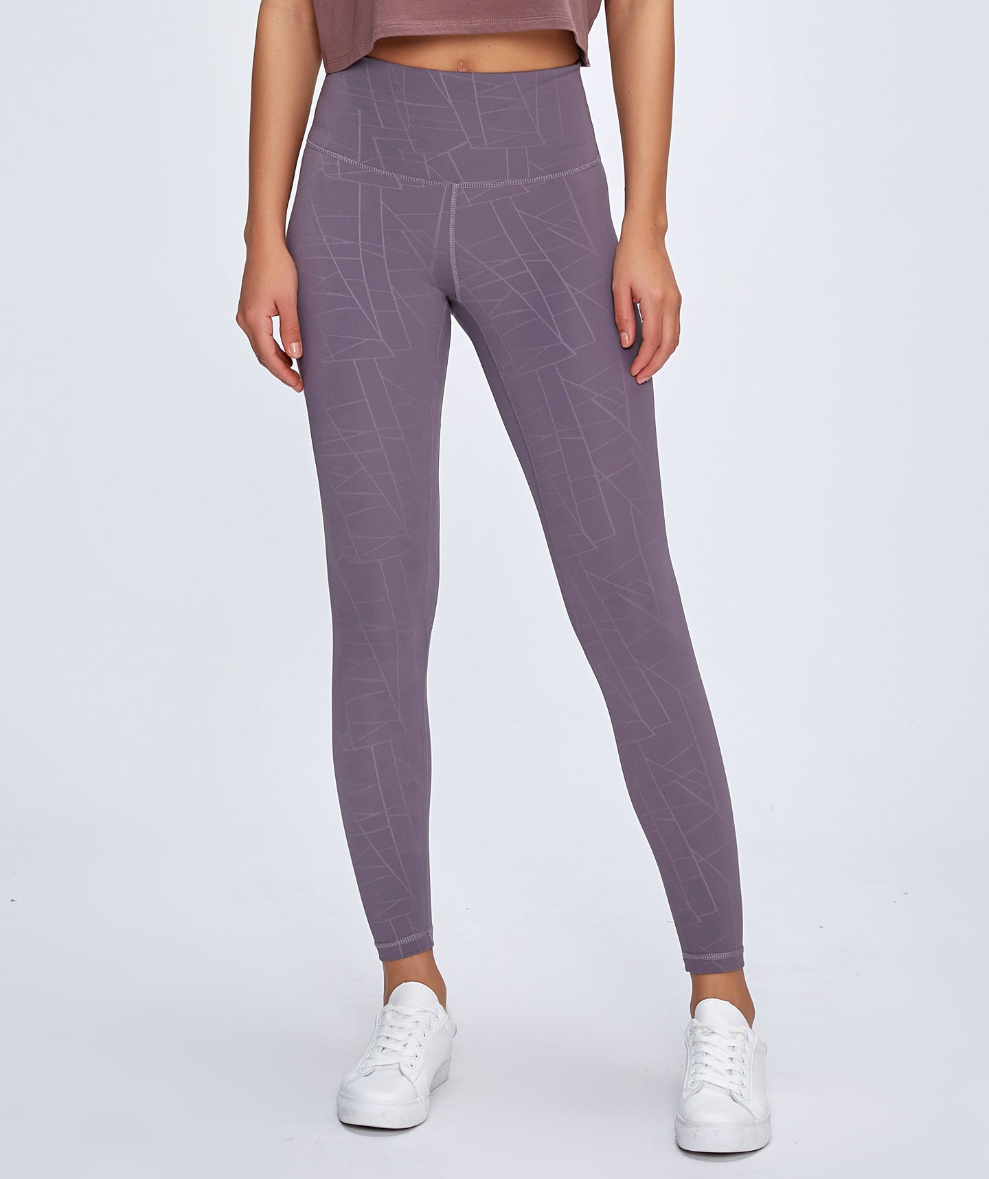 Energy Lavender Leggings
