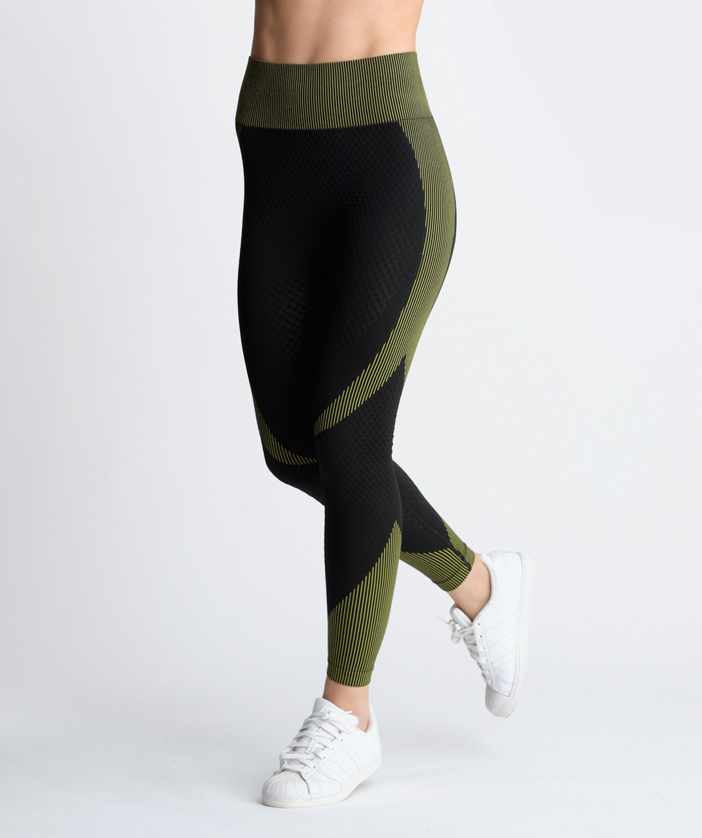 Zulu Black Leggings