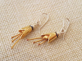 Martyn Milligan Kowhai earrings