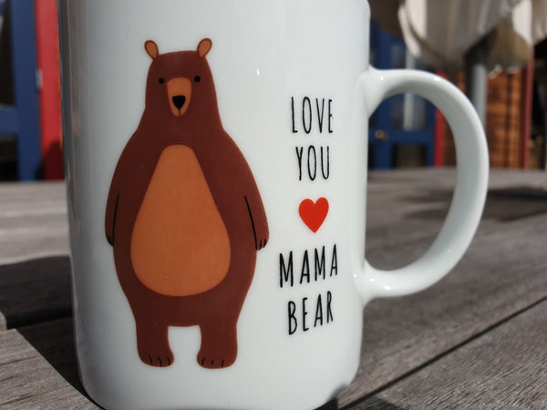 LOVE YOU MAMA BEAR Mug