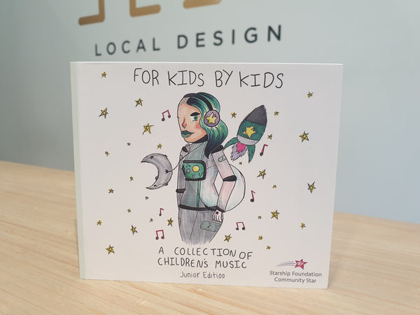 'For Kids By Kids' CD set