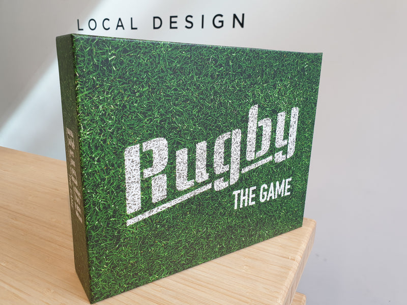 RUGBY: The Game