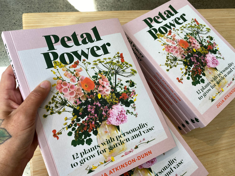 Petal Power book
