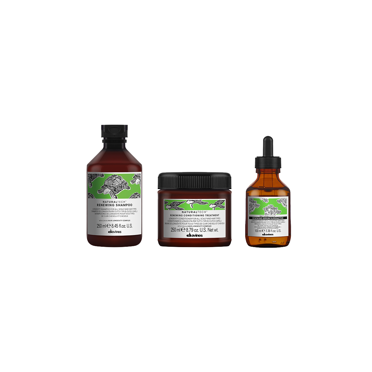 Ageing Hair & Scalp Regime