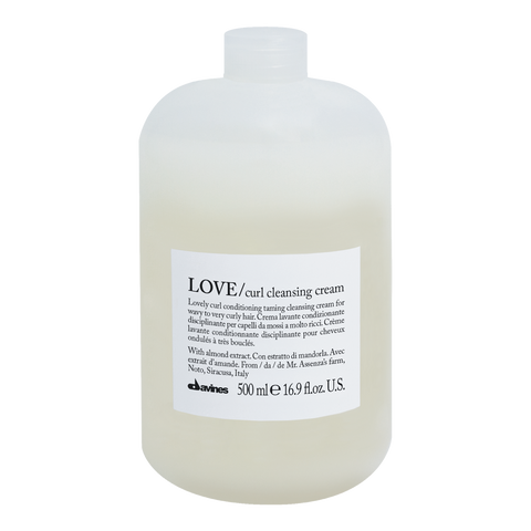 Essential LOVE CURL Cleansing Cream 500ml