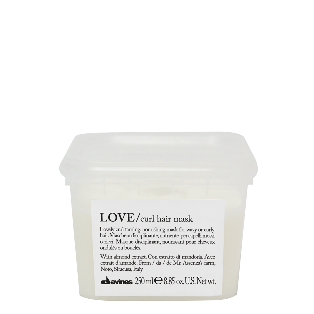 Essential LOVE CURL Hair Mask 250ml
