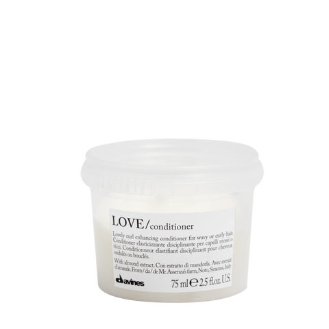 Essential LOVE CURL Conditioner Travel 75ml