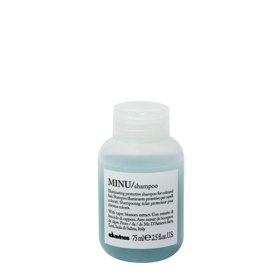 Essential MINU Shampoo Travel 75ml