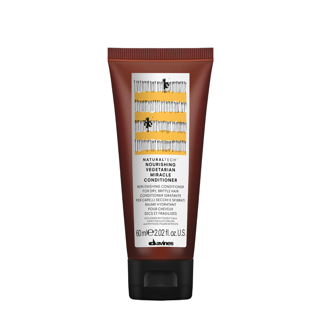 Naturaltech Nourishing Vegetarian Miracle Conditioner Travel 60ml