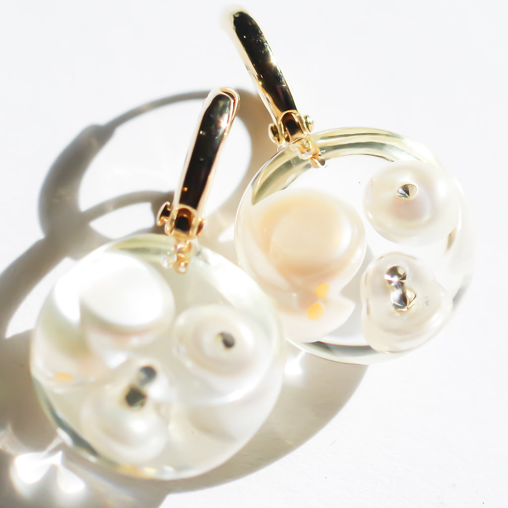 PEARL パールピアス / 真珠