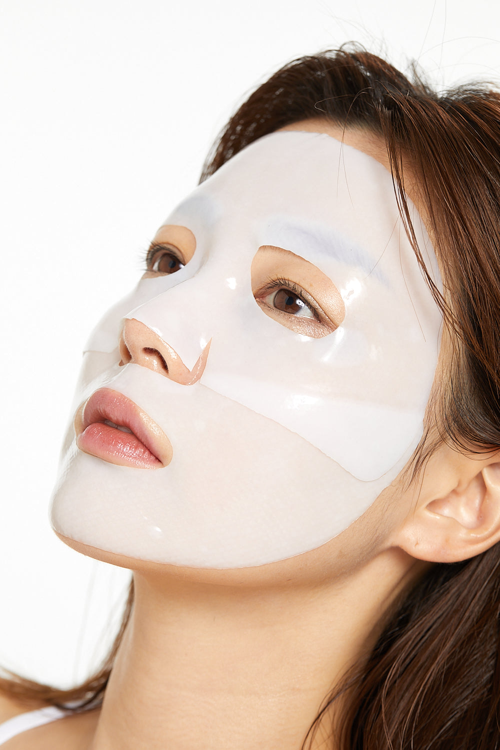 REAL COLLAGEN TENSION-UP MASK PACK 4EA