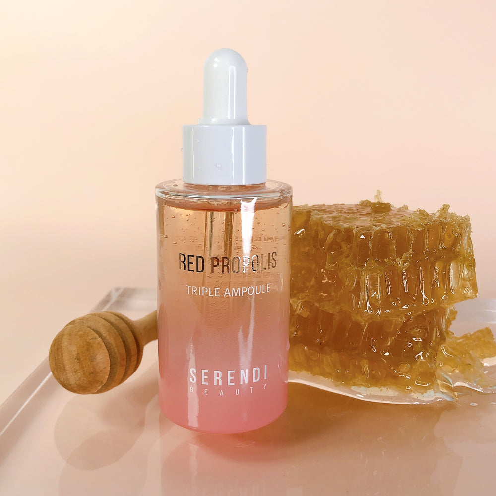 [Serendi Beauty] Red Propolis Triple Ampoule