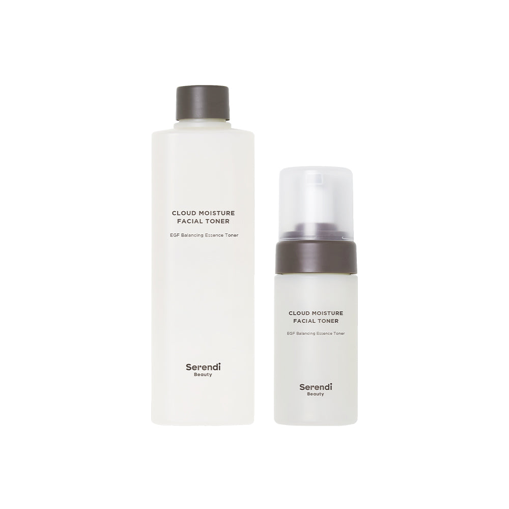 [Serendi Beauty] CLOUD MOISTURE FACIAL TONER 500ml