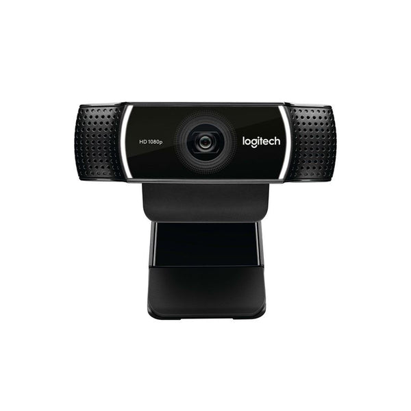 Logitech C922 HD Pro Webcam, sort Webcam videoudstyr.dk