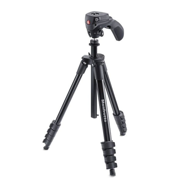 Manfrotto Compact Action Black Manfrotto Manfrotto