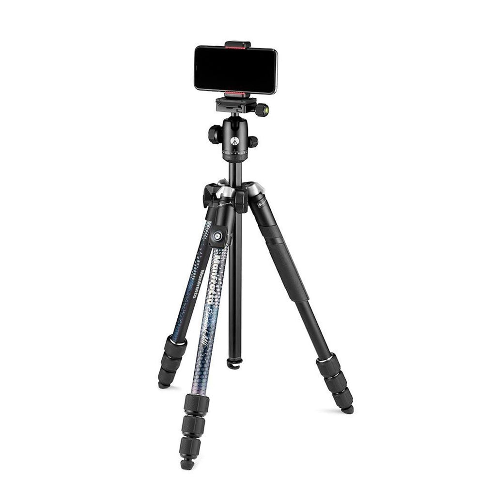 Manfrotto Element Aluminium Black Manfrotto Manfrotto