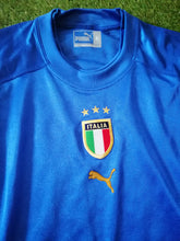Load image into Gallery viewer, Italy Home Shirt 2004 2006 Long Sleeve XL