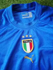 Italy Home Shirt 2004 2006