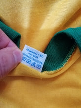 Load image into Gallery viewer, Brazil Home Shirt 1970's - 1980's Replica L
