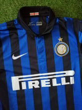 Load image into Gallery viewer, Inter Milan Home Shirt 2011 2012 S