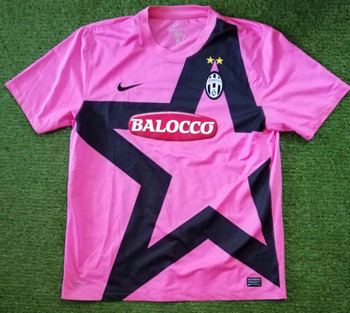 Juventus Turin Away Shirt 2011 2012 XL