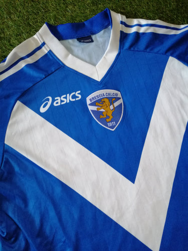 Brescia Home Shirt 2009 2010 M