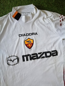 AS Roma Away Shirt 2003 2004